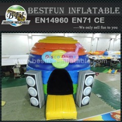Disco Inflatable Jumping Bouncer for Adult