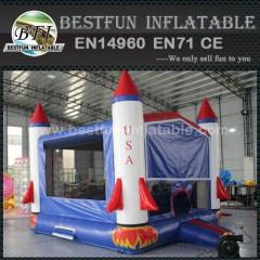 USA Rocket bounce huis goedkoop 13ft moonwalk