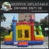 5 in 1 inflatable castle slide castle jumper combo