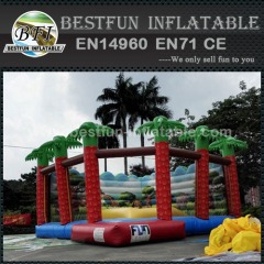 Jungle inflatable soft mountain
