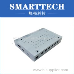 High Tech White ABS Electric Product Shell Mould Making