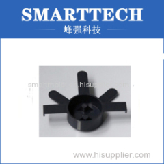 Black ABS Home Products Fan Accessory Mould