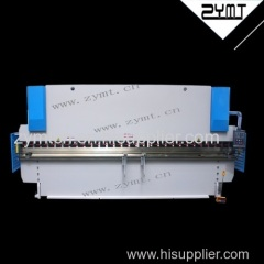 CNC press brake machine sheet metal