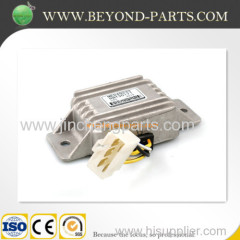 Caterpiller spare parts E320B E320C excavator electric relay box ME049233