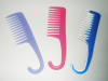 Hook Handle Plastic Professional Comb