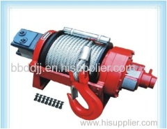 20000LBS HYDRAULIC WINCH AUTO APPLICATION 12V/24V WINCH