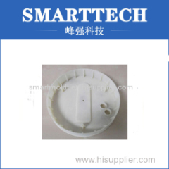 Round And White Sockets And Switches Cover Mould