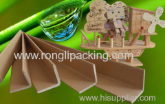 cardboard corner guards edges protector for packing case