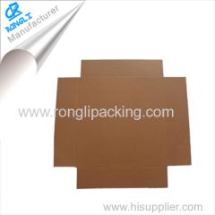 paper slider sheet sliding plate