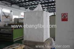 100% virgin PP material big bag for packing rice