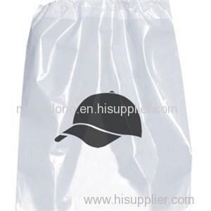 Custom Printed Poly Draw Bags