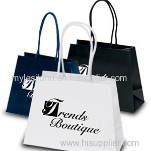 Everest Reverse Trapezoid Eurotote With Foil Hot Stamp