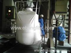 Bulk Bags for Bentonite Cement Silica Sand