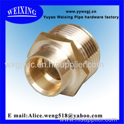 strainless steel straight hose connector hydraulic fitting fitting hydraulic