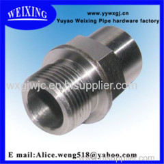 hydraulic adapter fitting hose fitting connector fitting