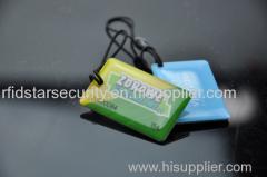 ISO 14443A 13.56mhz RFID Ntag213 elastic string NFC Epoxy Hang Tags