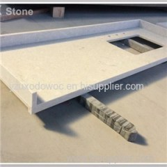 Quartz Stone Bathroom Vanity Tops