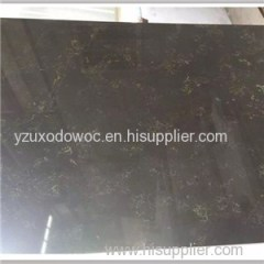 Quartz Slabs Engineered Stone Panel With Veins