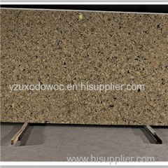Artificial Marble Veins Double Color Quartz Slabs