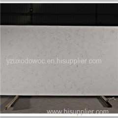 White Quartz Stone For Tops Marble Look