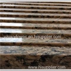 Double Color Quartz Stone Countertop