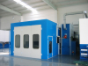 High Quality Spray Paint Booth for Car with Water-Based Paint