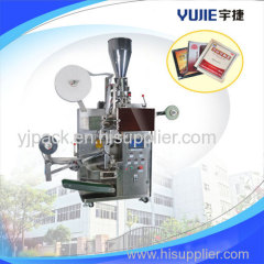 Automatic Teabag Packing Machinery