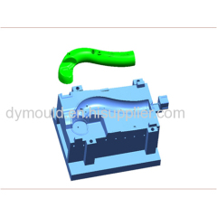 Blow molding plastic mould E