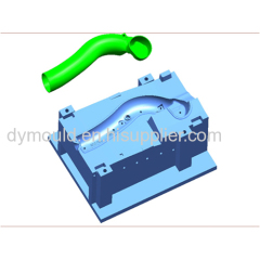 Blow molding plastic mould F