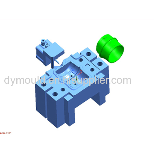 Blow molding plastic mould G