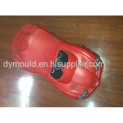 Blow molding plastic mould R
