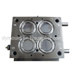 Custom plastic barrel thin-wall mould processing