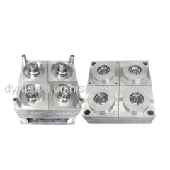Custom thin-wall injection mold plastic products