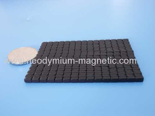 permanent Neodymium Magnet coating