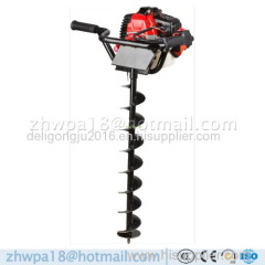 Hot sales Vertical soil drilling machine Earth Auger