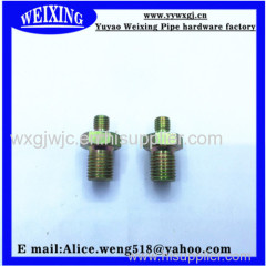 half-coupling male thread equal hose hydraulic fitting