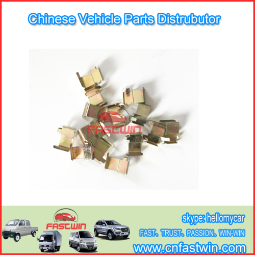 NOISE REMOVER PADS SHEETS RH BRAKE PAD CLIPS FOR ZOTYE 2008