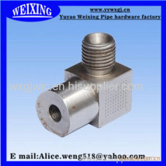 male thread reducing coupling male elbow carton steel elbow fitting