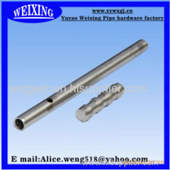 strainless steel equal coupling two-piece connector hose fitting hyaraulic fitting