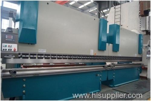 China hydraulic press brake machine