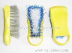 Plastic Tyre Car Brush