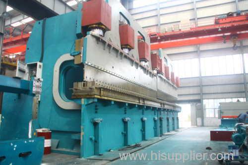 large bending machine press brake