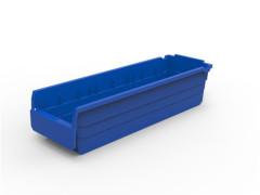 プラスチックShefullビンは、倉庫で使用されます