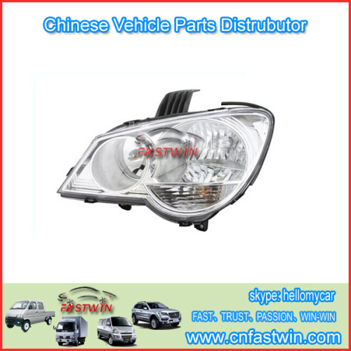 Auto HEAD LAMP LH FOR Zotye Nomad
