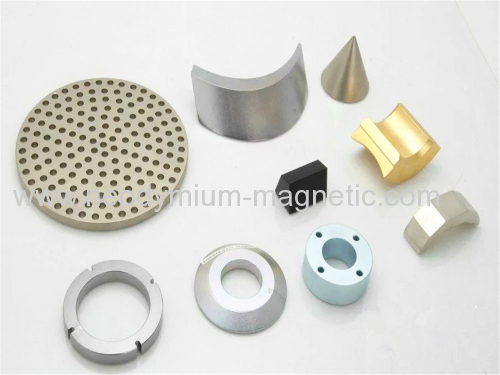 various shapes permanent magnet neodymium ndfeb
