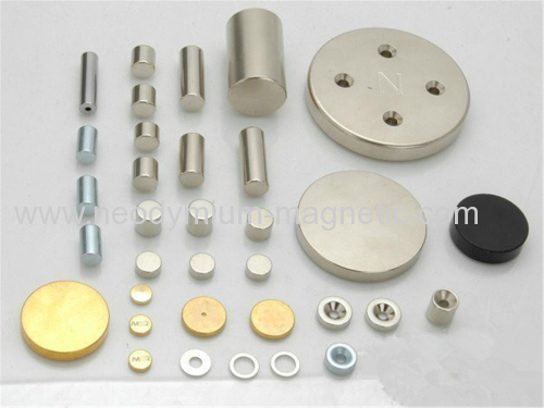 permanent disc magnet neodymium ndfeb rare earth magnet