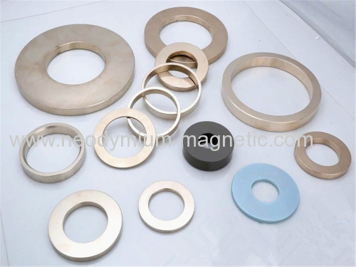 permanent magnet ring rare earth neodymium