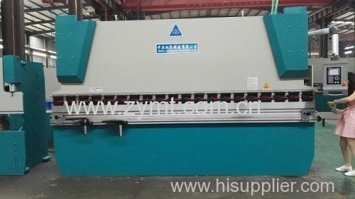 cnc bending machine cnc brake press for European market hydraulic bending machine hydraulic brake press