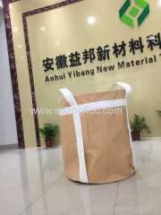 Tubular PP Woven Bulk Bag for Packing Magnetite