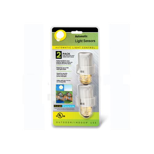 2pcs pack automatic sensor LED night Light